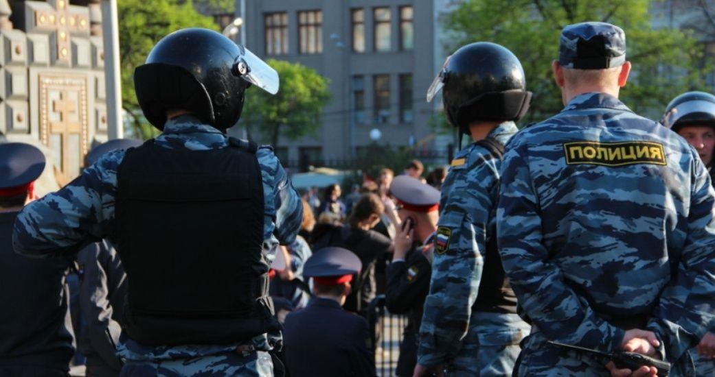 Статья за избиение полицейского при исполнении